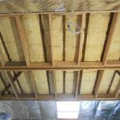 Binnenafwerking zolderruimte - volledig afgewerkt - extra issolatie met 24cm isolatie