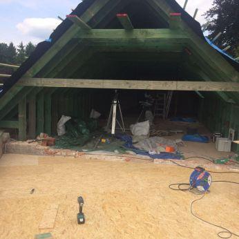 Dakconstructie - hellende daken